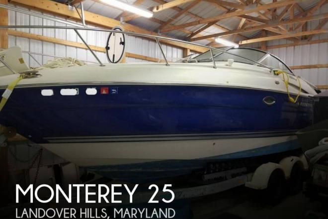2005 Monterey 250 CR - For Sale at Queenstown, MD 21658 - ID 149653
