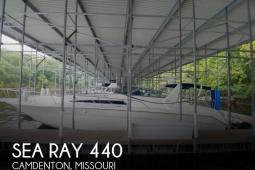 1991 Sea Ray 420/440 Sundancer