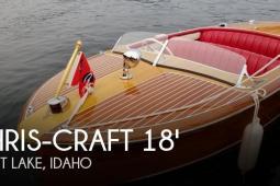 1951 Chris Craft 18 Riviera