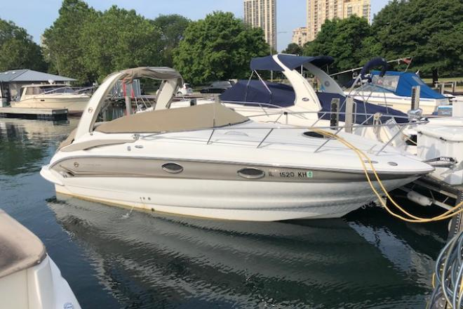 2005 Crownline 250 - For Sale at Winthrop Harbor, IL 60096 - ID 149572