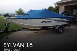 2011 Sylvan Expedition Sport 1800 DC