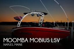 2014 Moomba Mobius LSV