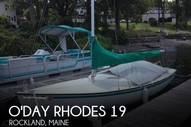 1977 O Day Rhodes 19 - For Sale at Rockland, ME 4841 - ID 129626