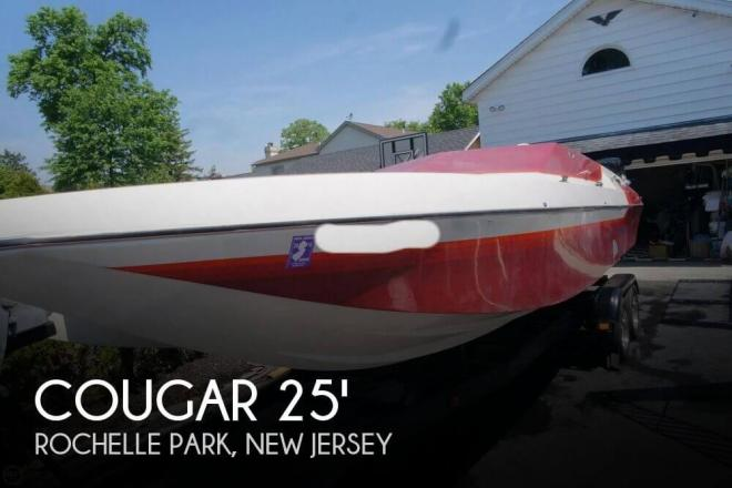 1989 Cougar 23 'MTR Tunnel - For Sale at Rochelle Park, NJ 7662 - ID 96498