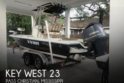 2015 Key West 230 Bay Reef