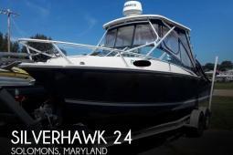 2003 Silver Hawk 24