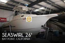 2006 Seaswirl 2601 WA (Limited Edition)