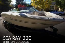 2002 Sea Ray 220