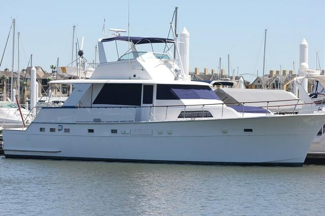 1971 Hatteras Yacht Fish - For Sale at Galveston, TX 77550 - ID 149885