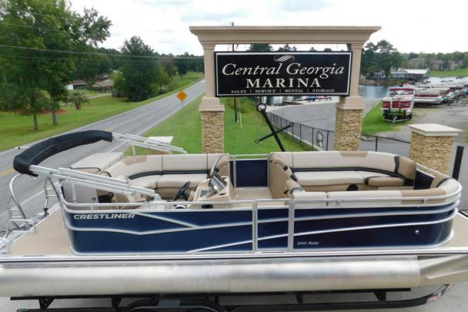 2018 Crestliner 240 Rally CS - For Sale at Macon, GA 31201 - ID 122236