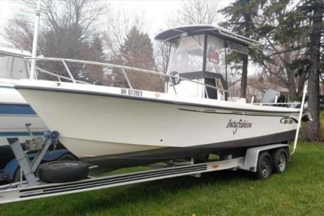 2005 Maycraft 2300 Center Console - For Sale at North Kingsville, OH 44068 - ID 150405