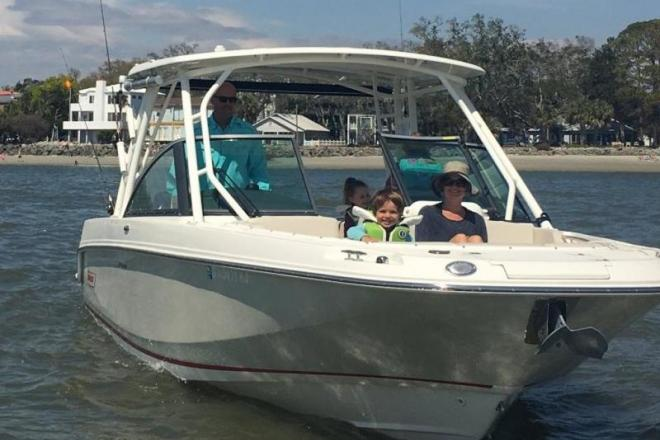 2015 Boston Whaler 270 Vantage - For Sale at St Simons Island, GA 31522 - ID 150424