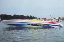 2002 Black Thunder 460 SC