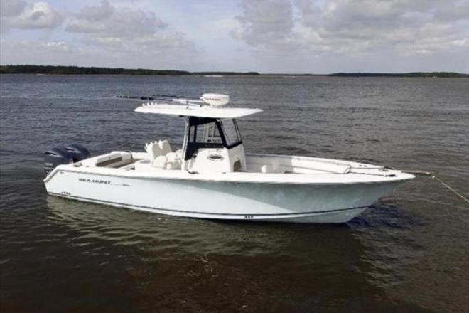 2012 Sea Hunt 29 Gamefish - For Sale at Charleston, SC 29401 - ID 150442