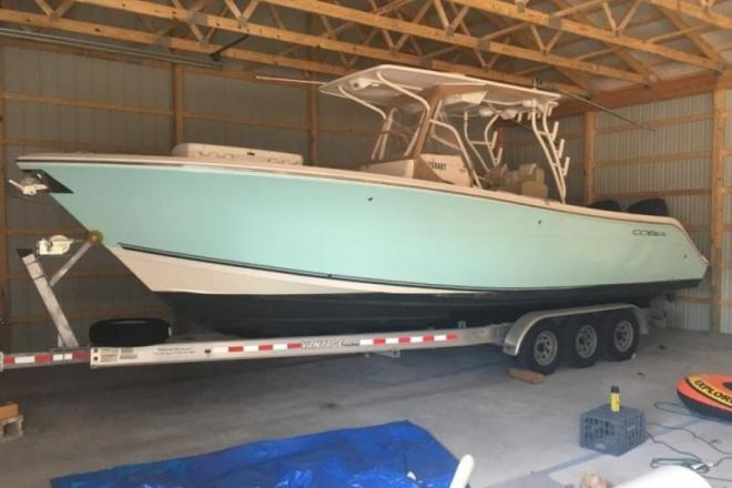 2014 Cobia 296 CC - For Sale at Cape May, NJ 8204 - ID 150454