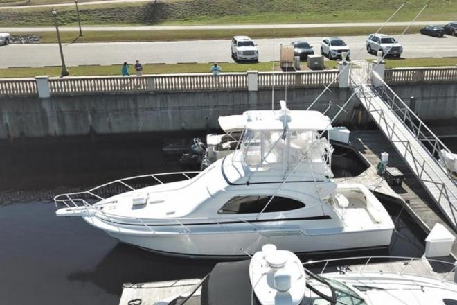 2003 Bertram 390 Convertible - For Sale at Myrtle Beach, SC 29577 - ID 150458