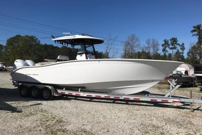 2016 Cape Horn 31T Tournament - For Sale at Myrtle Beach, SC 29579 - ID 150470