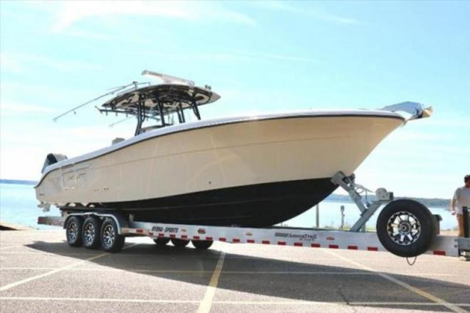 2015 Hydra Sports 3400 CC - For Sale at Venice, LA 70091 - ID 150482