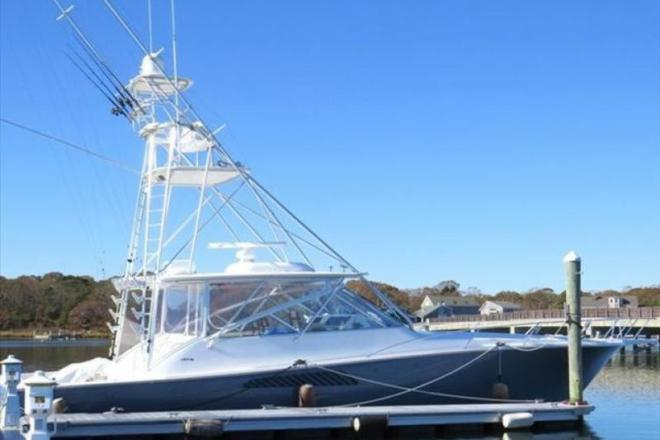 2007 Viking 52 Open - For Sale at East Falmouth, MA 2536 - ID 150490