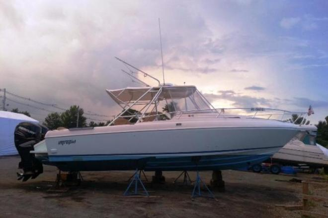 1996 Intrepid 339 - For Sale at Danvers, MA 1923 - ID 150491