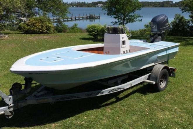 2015 Custom Built Redfish 16 - For Sale at Gloucester, NC 28528 - ID 150511