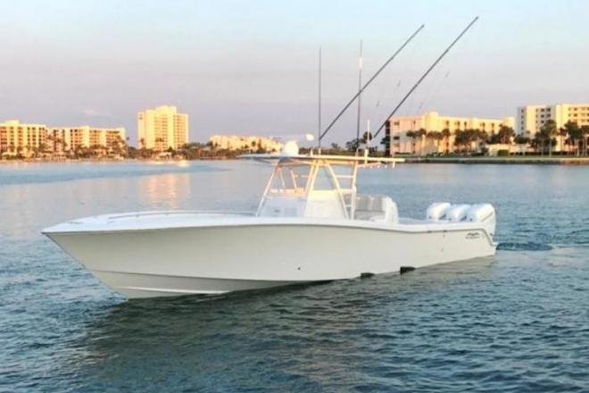 2017 Invincible 39' Open Fisherman - For Sale at Jupiter, FL 33458 - ID 150513