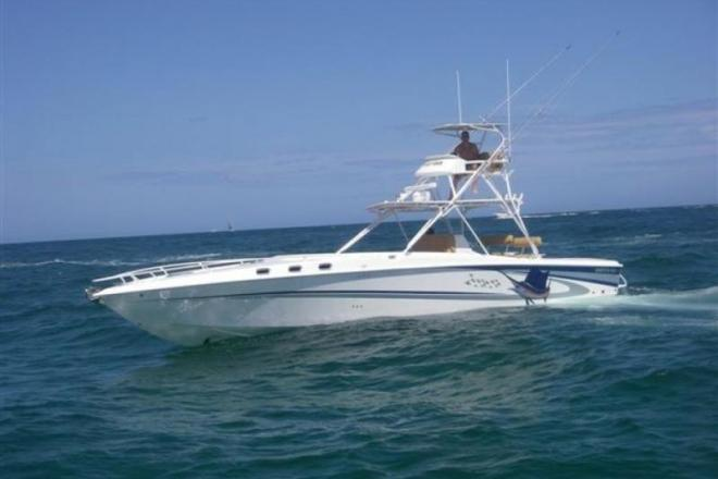 2008 Custom Built Don Smith 45 CDF - For Sale at Port Charlotte, FL 33952 - ID 150524