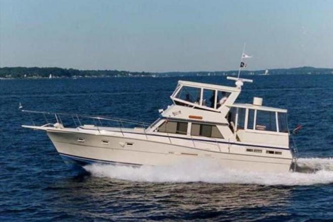 1982 Viking 44 Double Cabin - For Sale at Marine City, MI 48039 - ID 150526