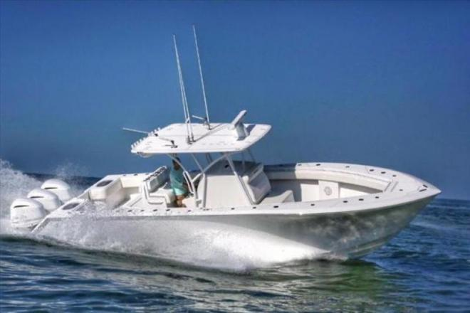 2017 Sea Hunter 33 Tournament - For Sale at Panacea, FL 32346 - ID 150553