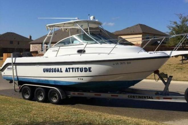 2001 Boston Whaler 260 Conquest - For Sale at Temple, TX 76502 - ID 150577