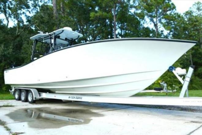 2016 Conch 33 - For Sale at Ocean Springs, MS 39564 - ID 150589