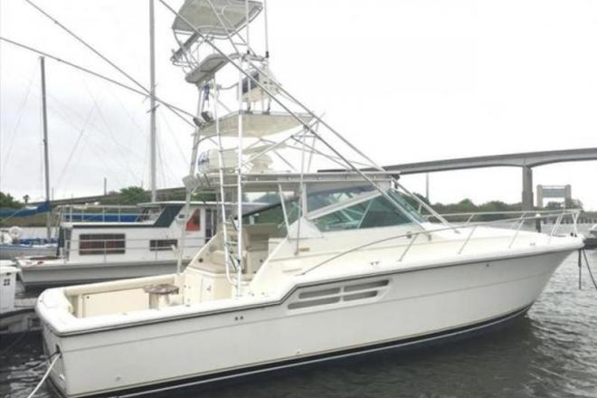 1997 Tiara 4100 Open - For Sale at Freeport, TX 77541 - ID 150598