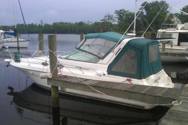 1996 Sea Ray 290 Sundancer - For Sale at Edenton, NC 27932 - ID 150607