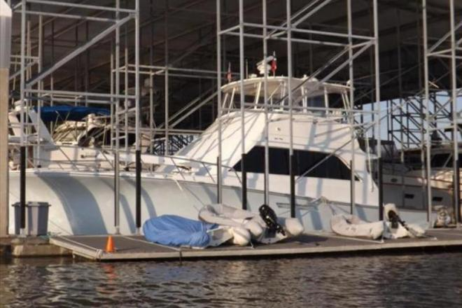 1988 Ocean Yachts 55 Super Sport - For Sale at Seabrook, TX 77586 - ID 150618