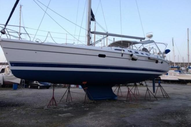 2004 Hunter 466 - For Sale at Beaufort, NC 28516 - ID 150635