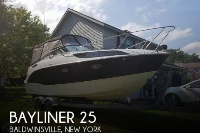 2009 Bayliner 245 SB - For Sale at Myrtle Beach, SC 29572 - ID 150661