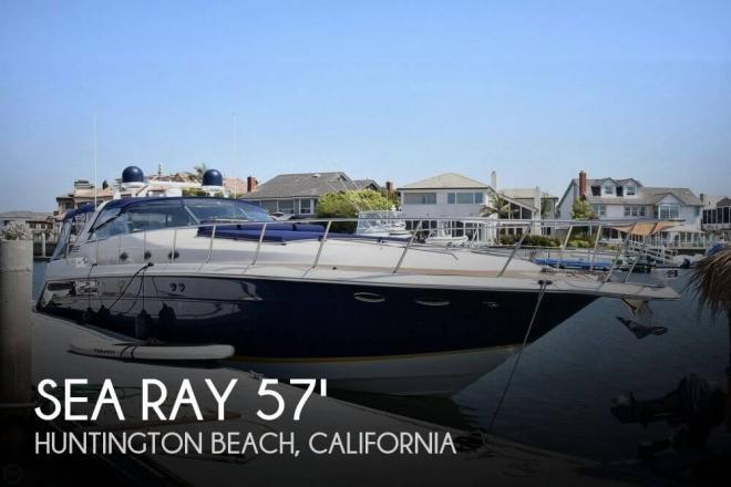 1999 Sea Ray 500 Sundancer - For Sale at Huntington Beach, CA 92646 - ID 149533