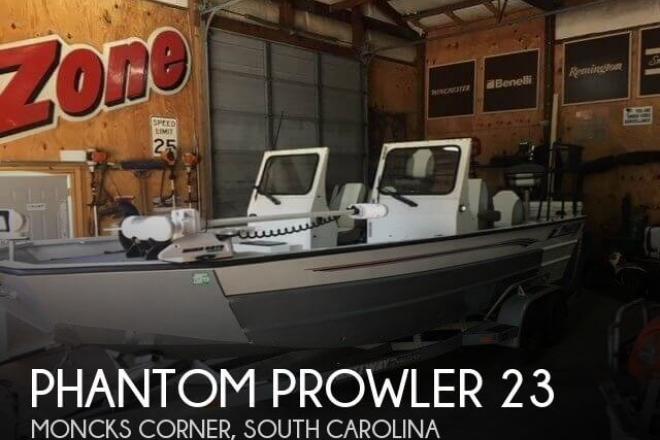 2016 Phantom Prowler 23 - For Sale at Moncks Corner, SC 29461 - ID 149650