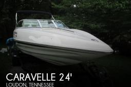 2013 Caravelle INTERCEPTOR 24 PCI