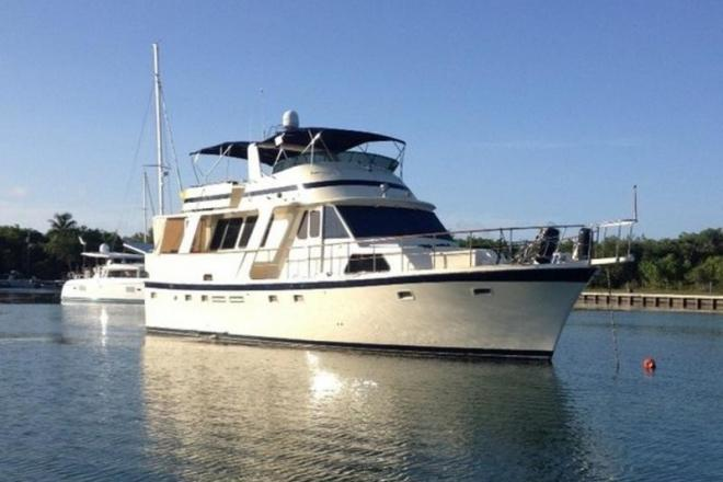 1985 Hartman Palmer 56 - For Sale at Ft Lauderdale, FL 33331 - ID 150710