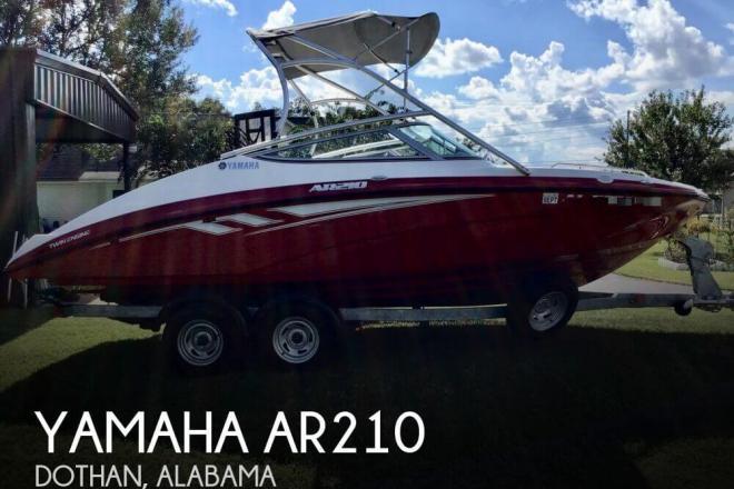 2015 Yamaha AR210 - For Sale at Dothan, AL 36303 - ID 149717