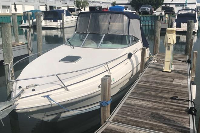 2001 Rinker 242FIESTAVEE - For Sale at Harrison Township, MI 48045 - ID 151013