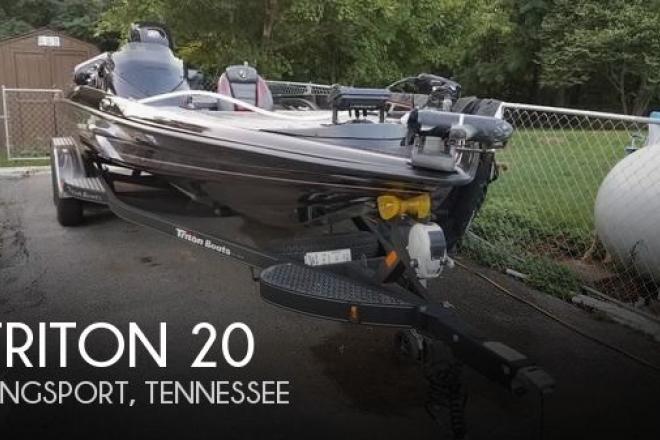 2015 Triton 20 TRX Elite - For Sale at Kingsport, TN 37660 - ID 151052