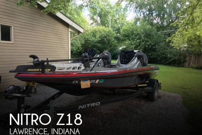 2017 Nitro Z18 - For Sale at Indianapolis, IN 46226 - ID 149760