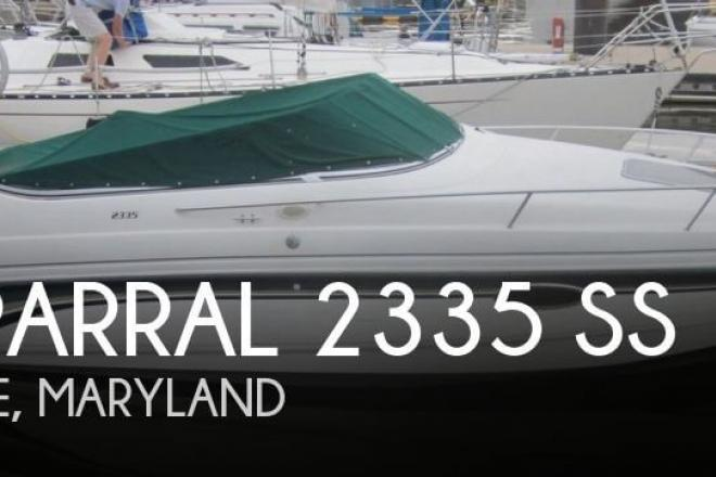 1999 Chaparral 2335 SS - For Sale at Baltimore, MD 21230 - ID 149771