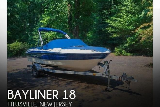 2010 Bayliner 18 - For Sale at Titusville, NJ 8560 - ID 151062