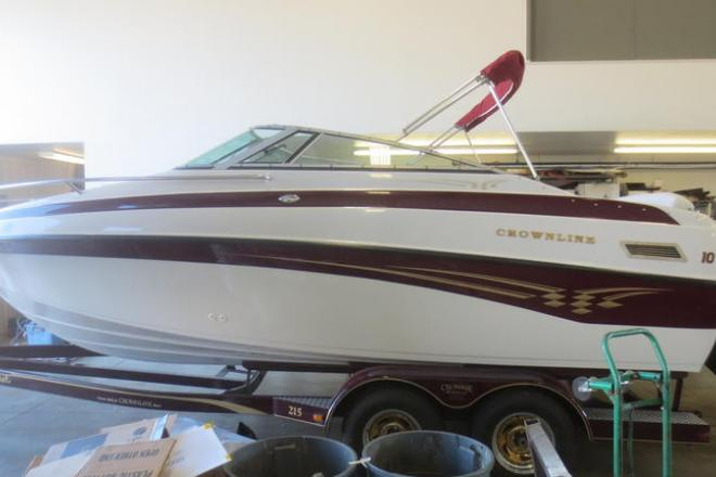 2001 Crownline 215 CR - For Sale at Dubuque, IA 52001 - ID 151109