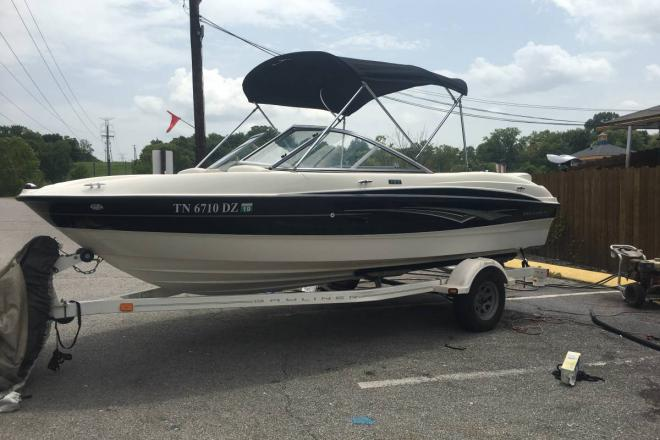 2009 Bayliner 185 BR - For Sale at Hermitage, TN 37076 - ID 151115