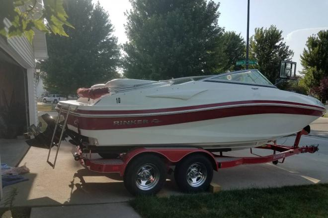 2013 Rinker 216 Captiva (48 hrs!) - For Sale at Ames, IA 50010 - ID 151125