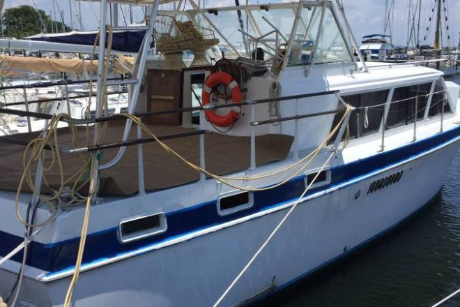 1967 Hatteras Double Cabin - For Sale at St Petersburg, FL 33701 - ID 151126